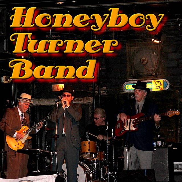 Honeyboy Turner Band News About Us Video Current Schedule